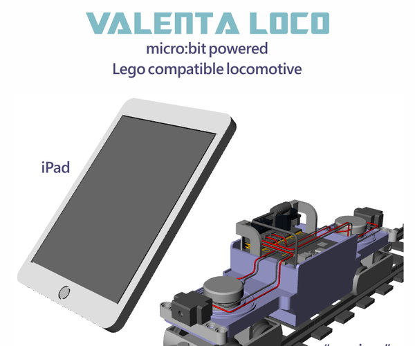 [2021] Running a Lego Compatible Train With IPad (iPhone)
