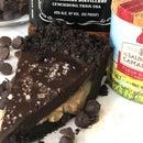 Simply Decadent Chocolate Caramel Pie