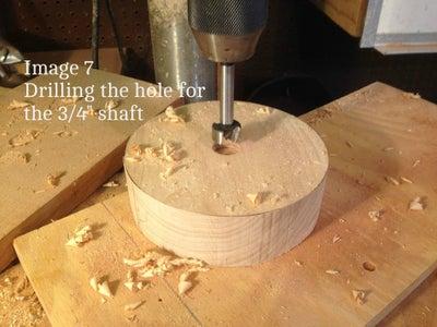Building the Sanding Head