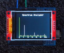 Mind Control 2:  Spectrum Analyser