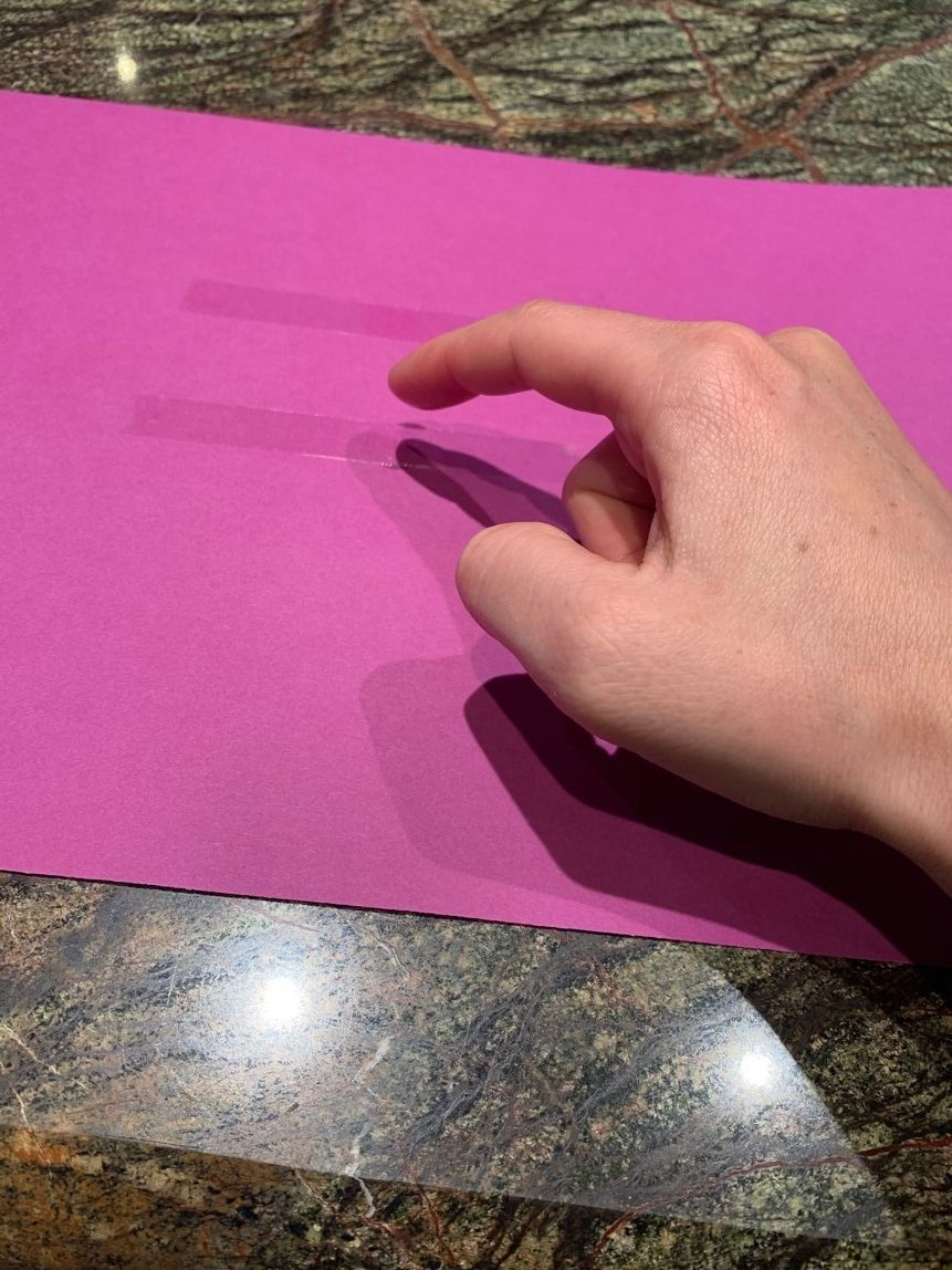 Touch the Other Piece of Tape With Your Oily Finger. Did Your Finger Get Stuck to the Tape?