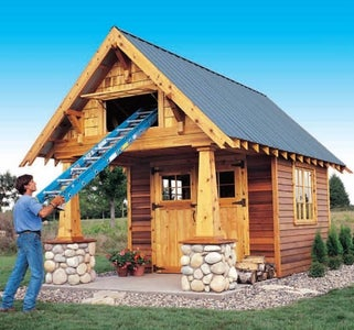 How to Build a Shed + Plans & Projects