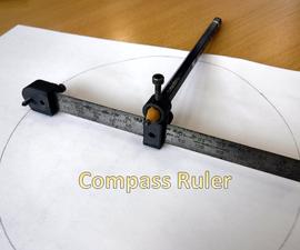 Compass Ruler