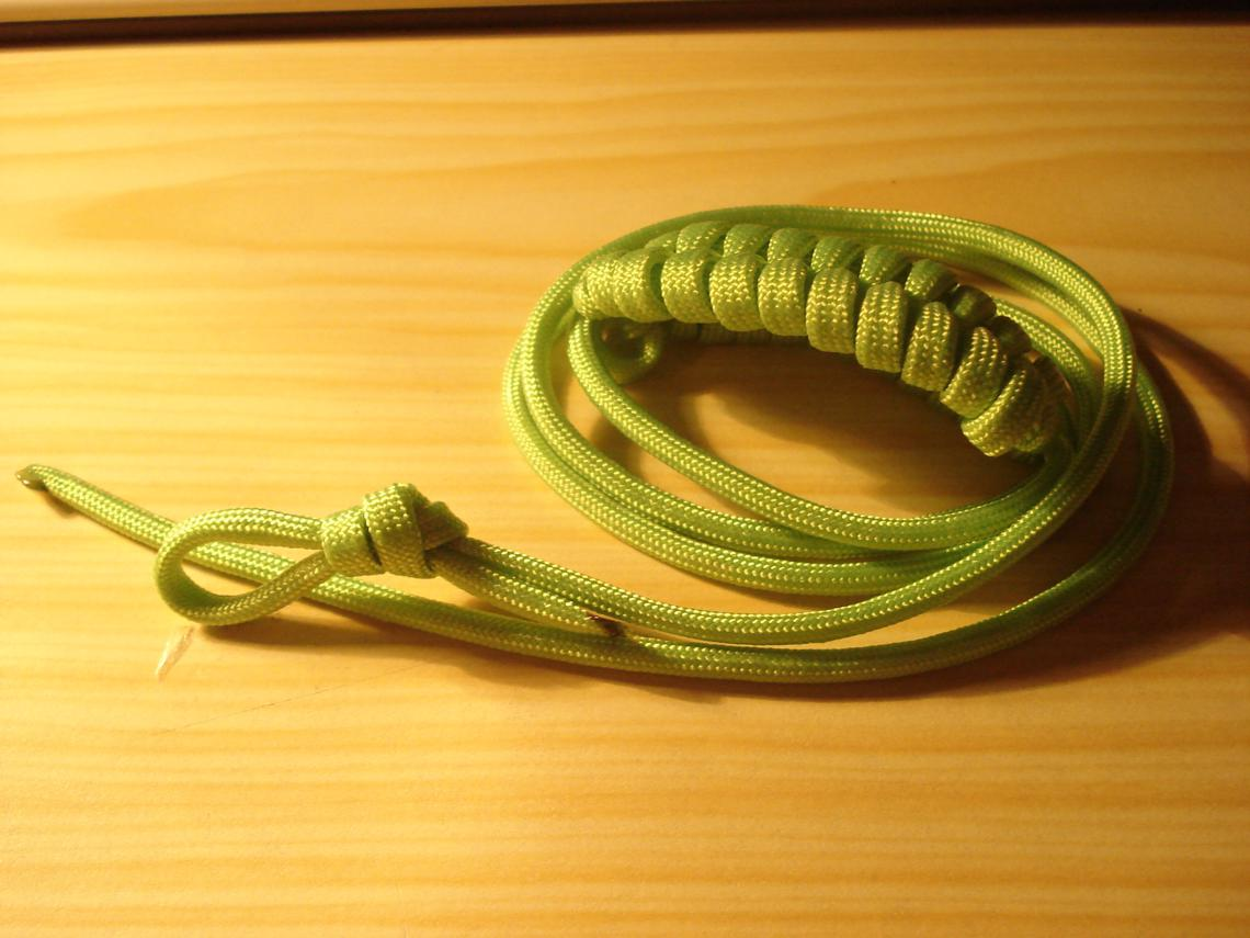 The paracord sling