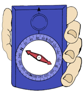 Orientate and Read a Compass
