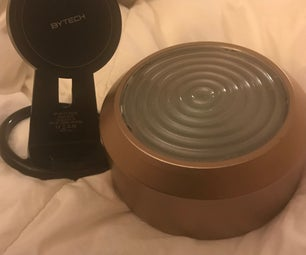 DIY Bluetooth Wireless Charger