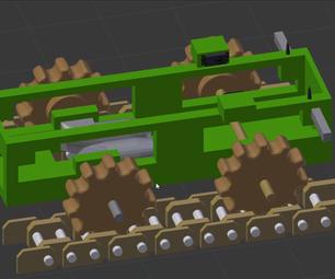 Crawlerbot 2000