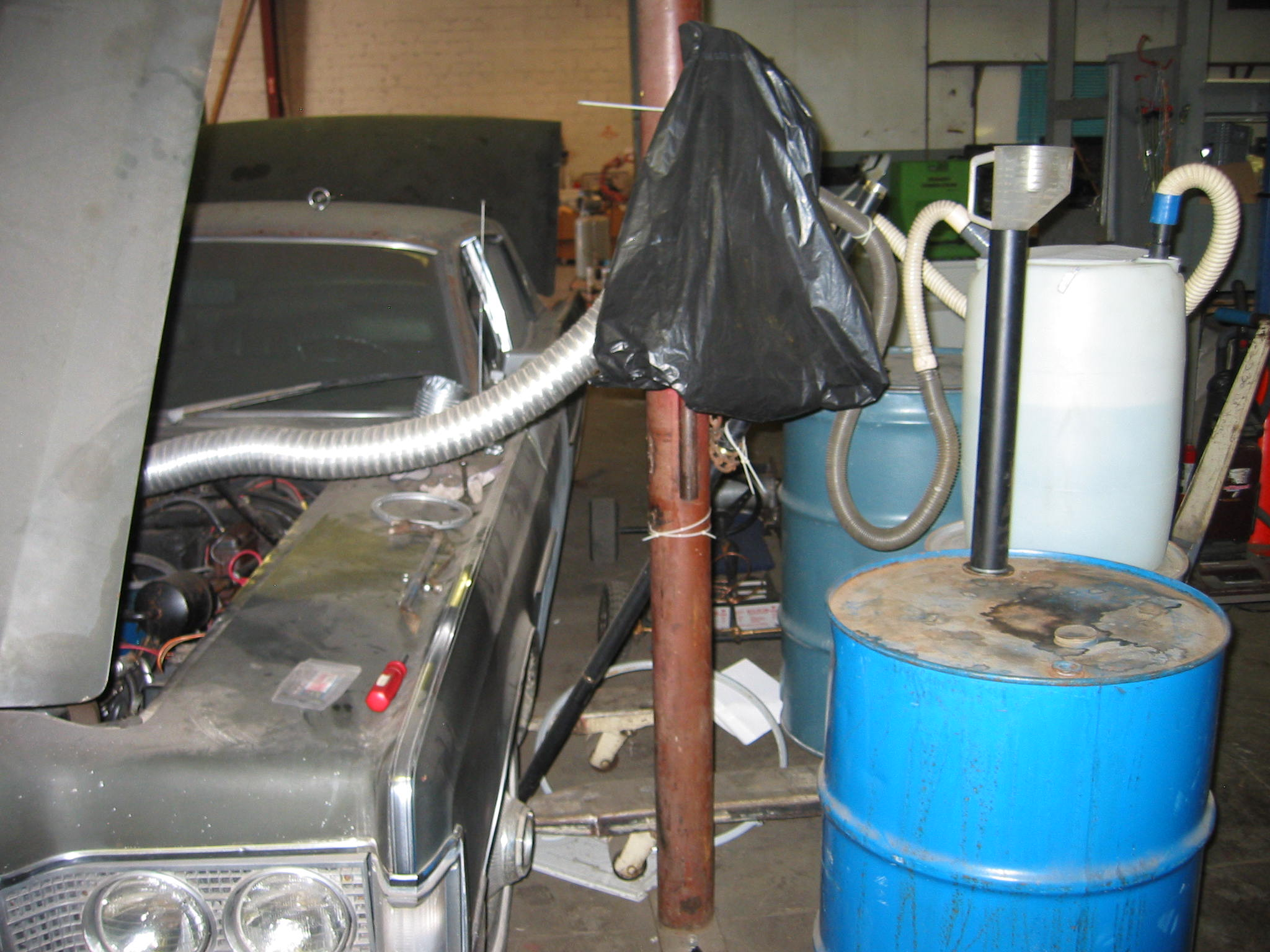 Run Your Car on Hydrogen from Aluminum Soda Cans and Lye