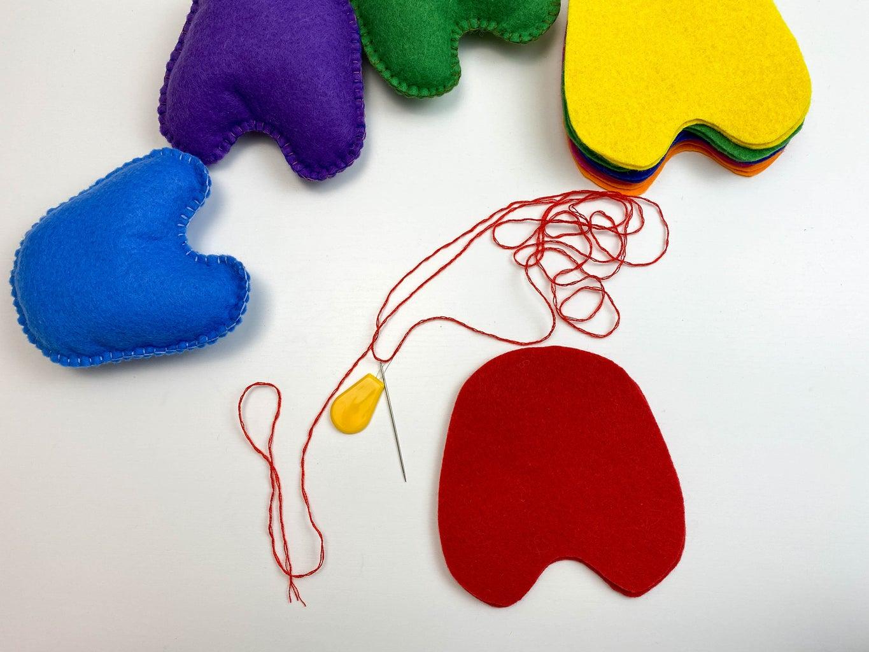 Stitch a Segment