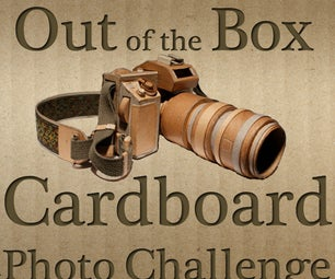 Out of the Box: Cardboard Photo Challenge