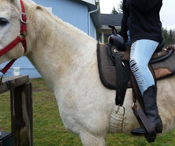 Saddle a Western Horse
