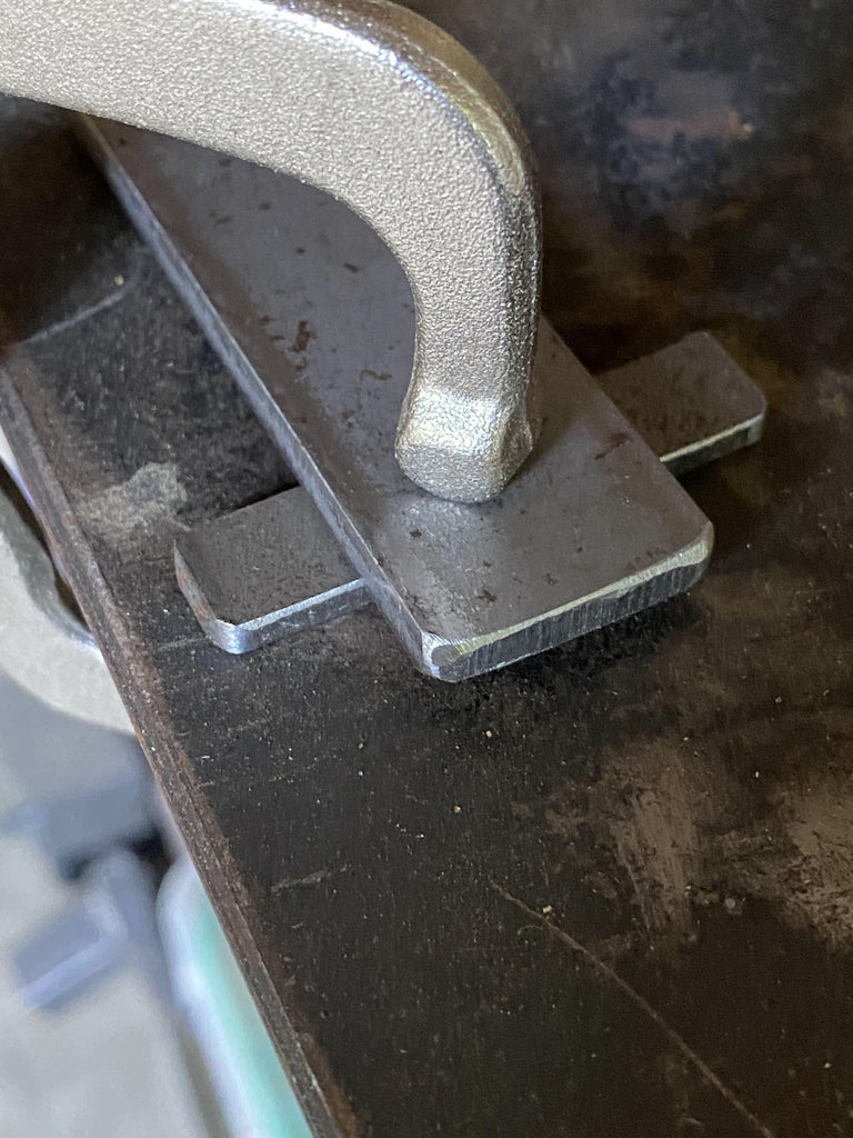 Drill the Hole and Weld It Together