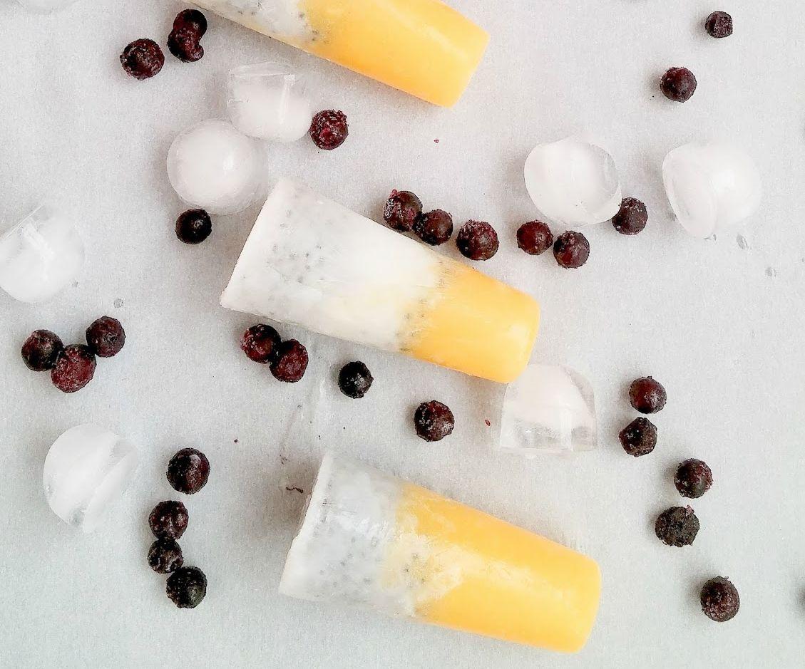 Popsicles for Summer Weddings