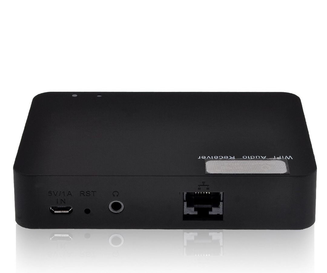 WiFi Audio Receiver Aicer A900: Changing Airplay&DLNA name