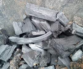 BioChar Charcoal - My Way of Making It.