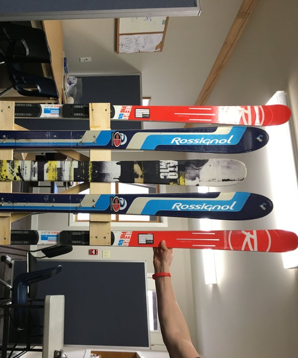 Spare Part Ski Sled