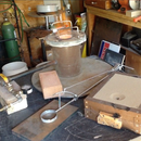 The $5.00 PAINT CAN ALUMINUM FOUNDRY FURNACE