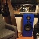 Paint old speakers