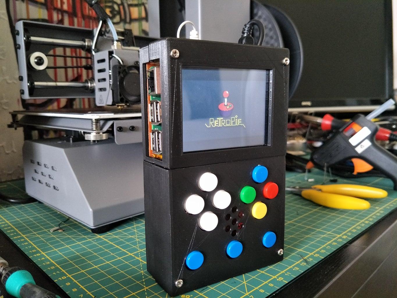 Homemade Handheld Console