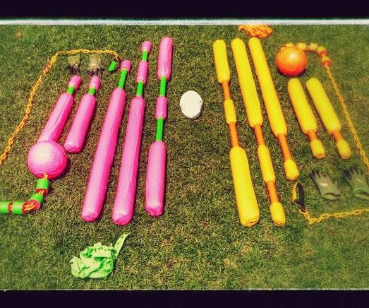 Jugger Weapons