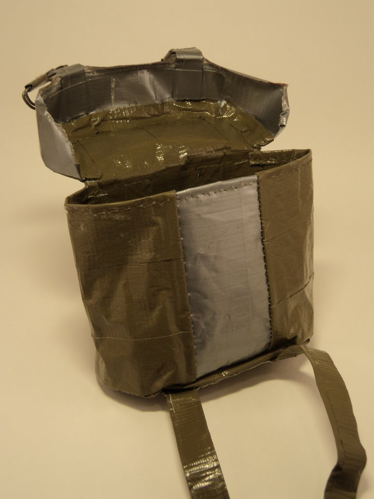 The Duct Tape Hip-sack-fanny-pack