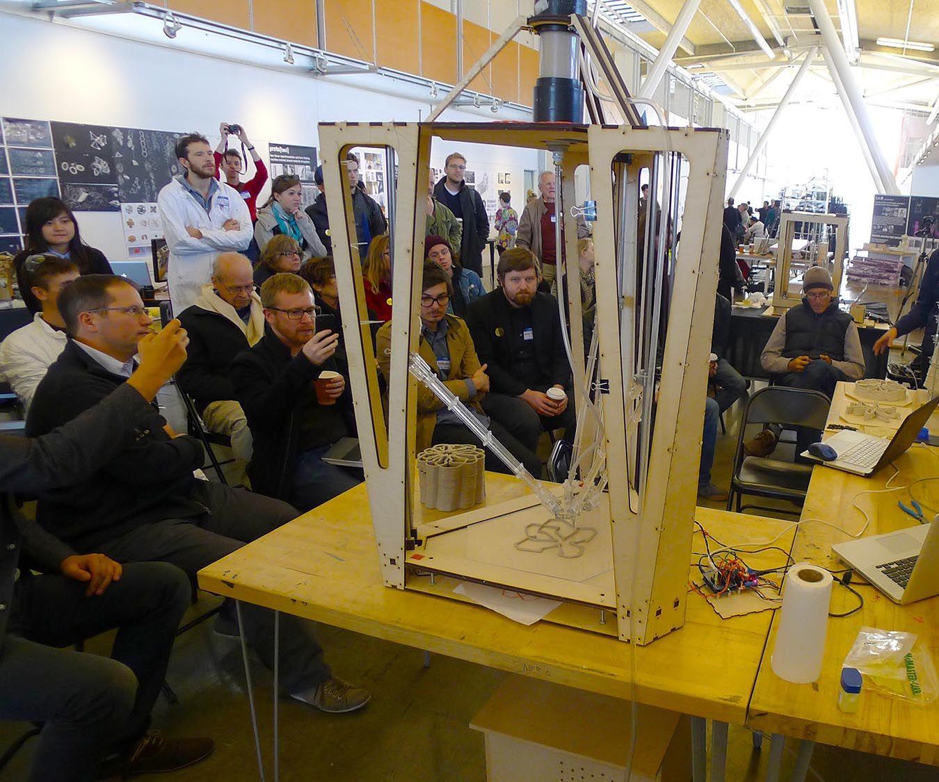 Stratum Networks Delta Robot