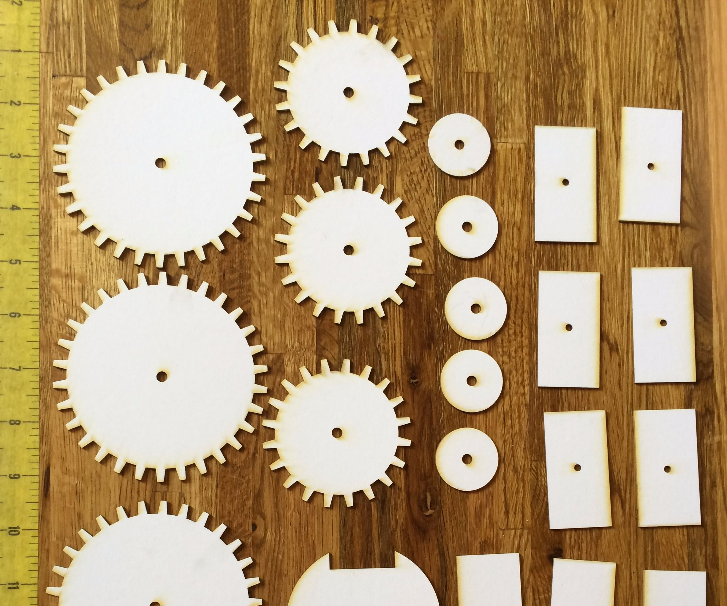 Paper/ Cardboard Differential