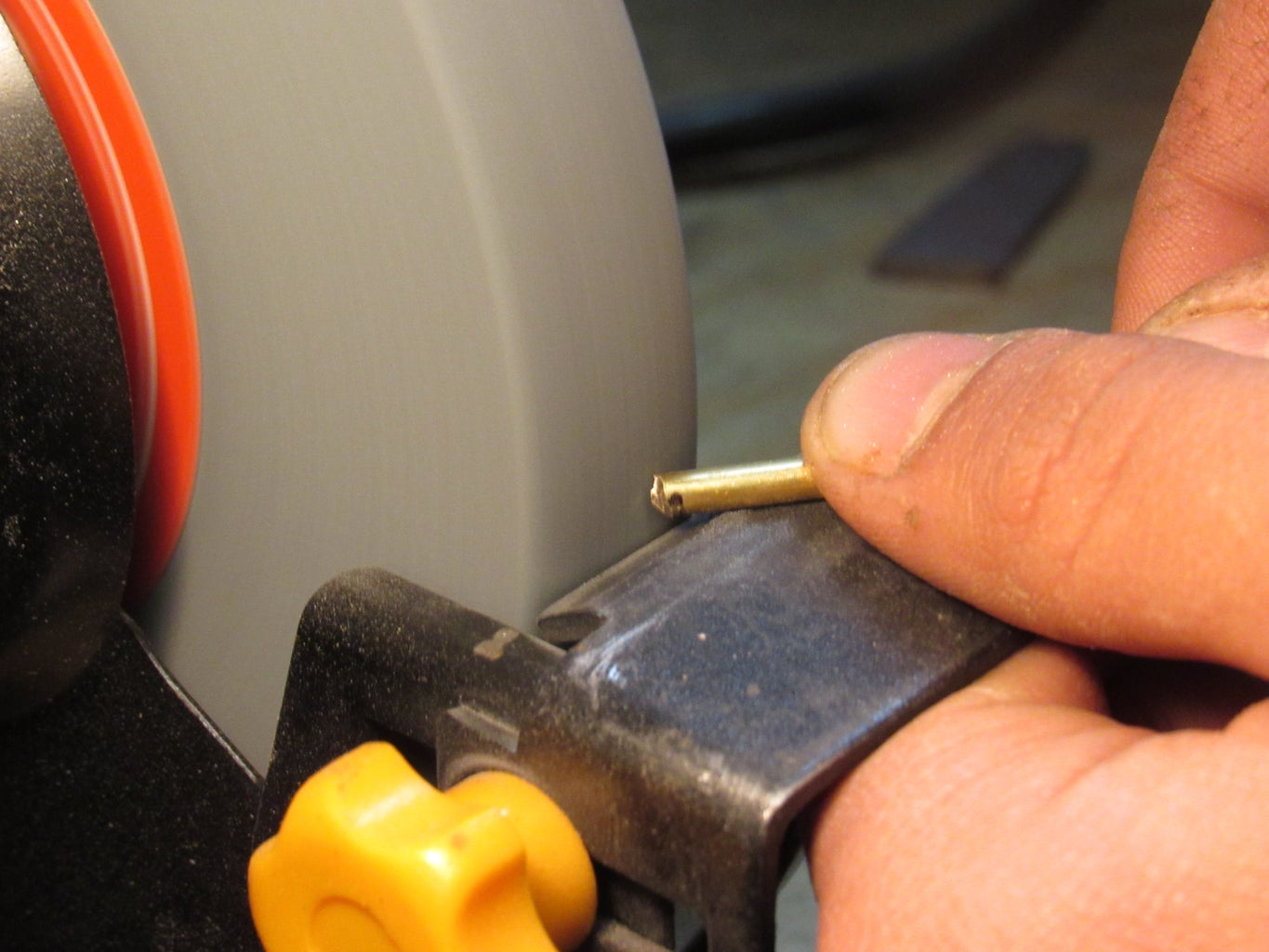 Cutting the Pins to Size