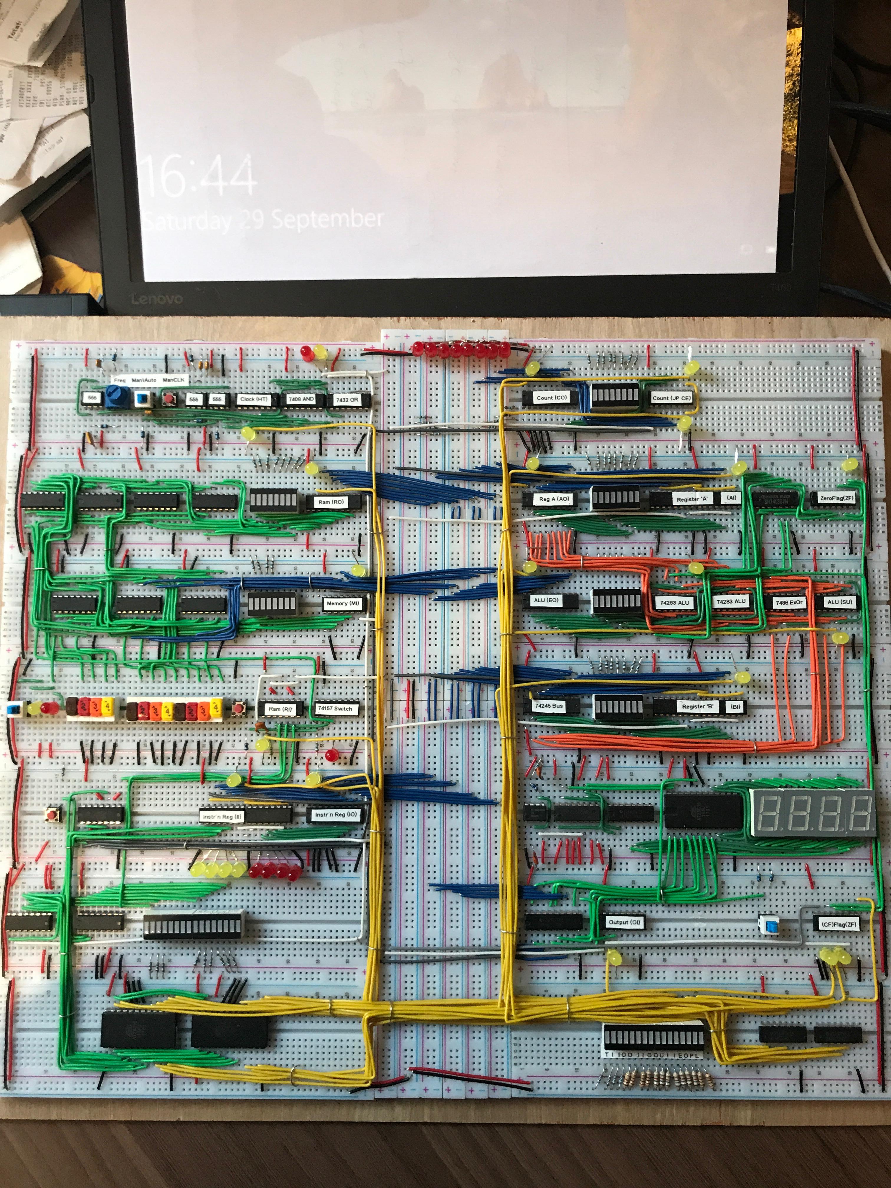 How to Build an 8-Bit Computer