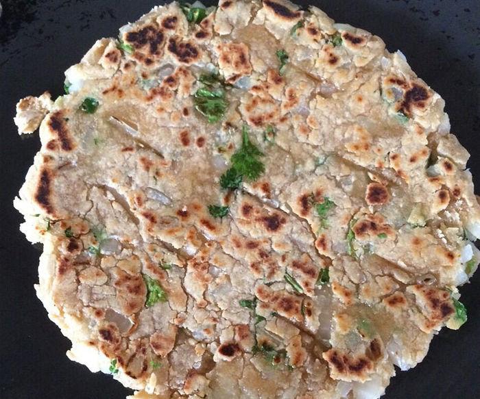 How to Make Koki Paratha