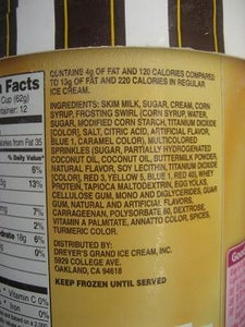 Do Not Eat Hydrogenated and Partially Hydrogenated Oils