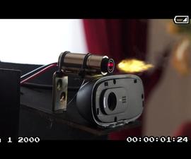 Detect Motion and Destroy Target! Autonomous DIY Project