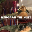 How To (Not) Build A Menorah The Hutt