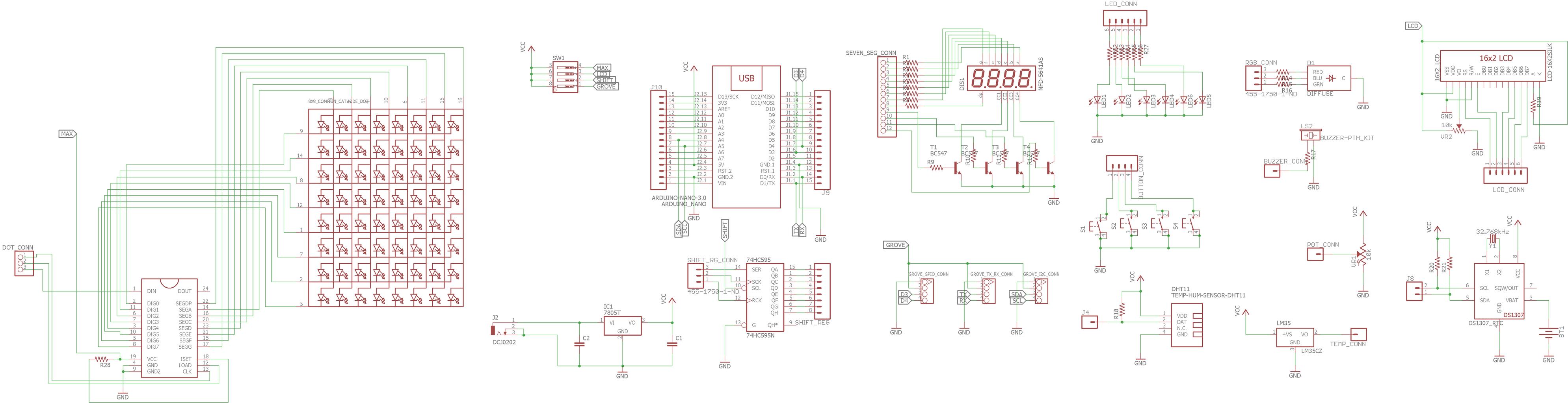 Designing Schematic