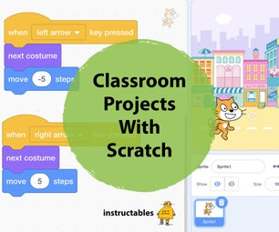 Classroom Projects With Scratch