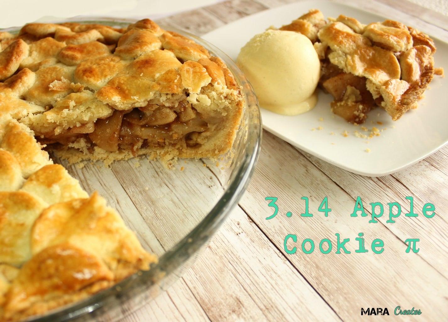 3.14 Apple Cookie Π