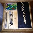 Tech Shop (Round Rock) Silverware/Cutlery Drawer Insert