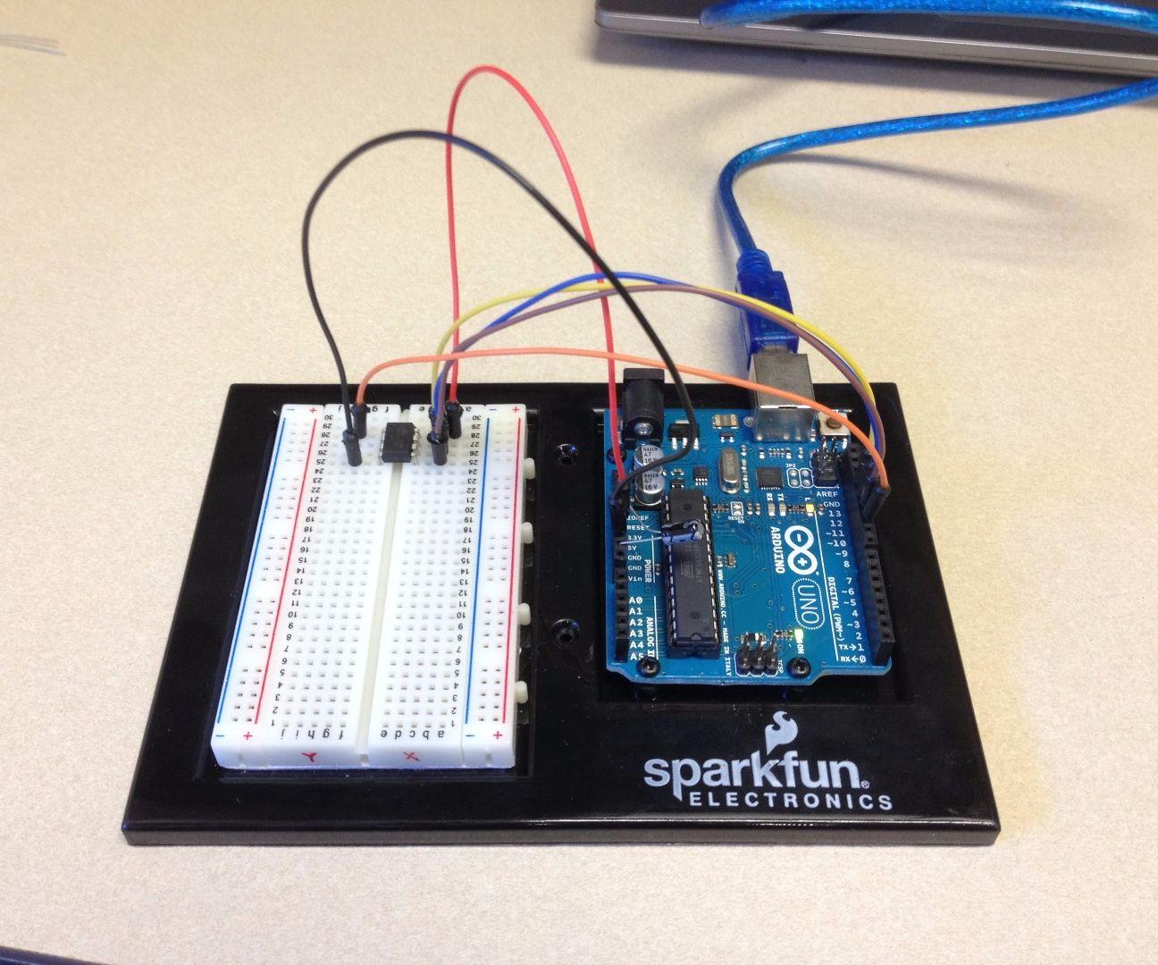 Program an ATtiny44/45/84/85 with Arduino
