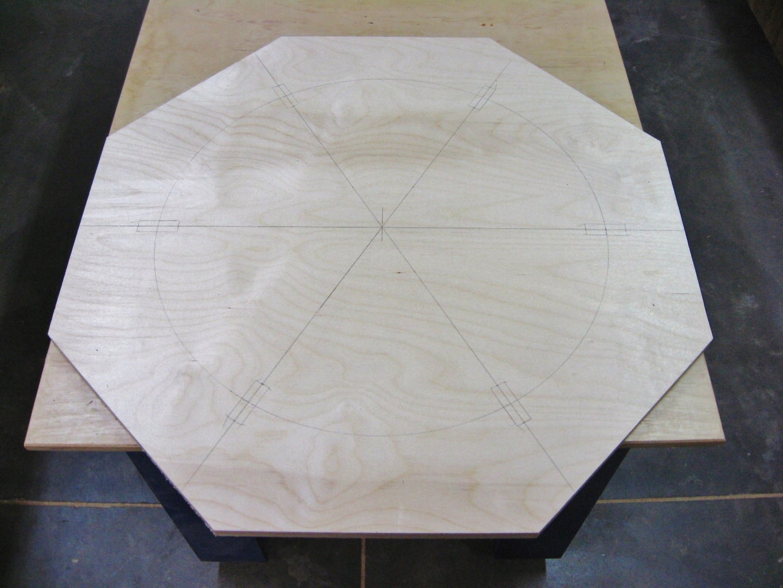 Layout Plywood
