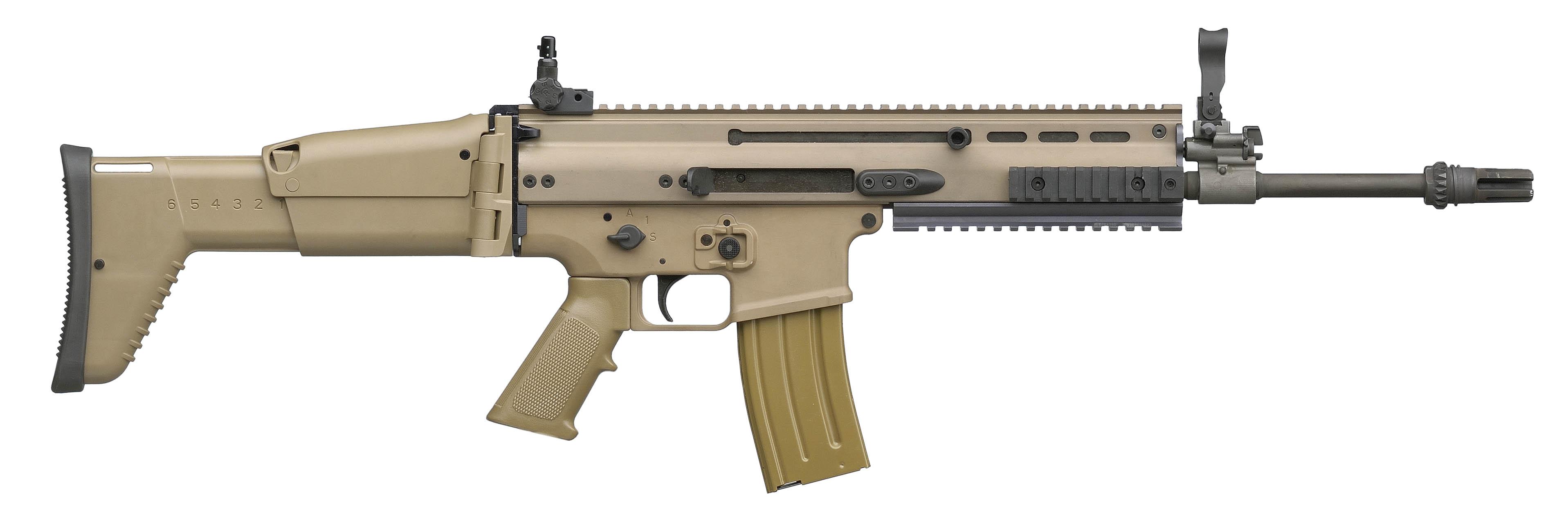 KNEX FN SCAR