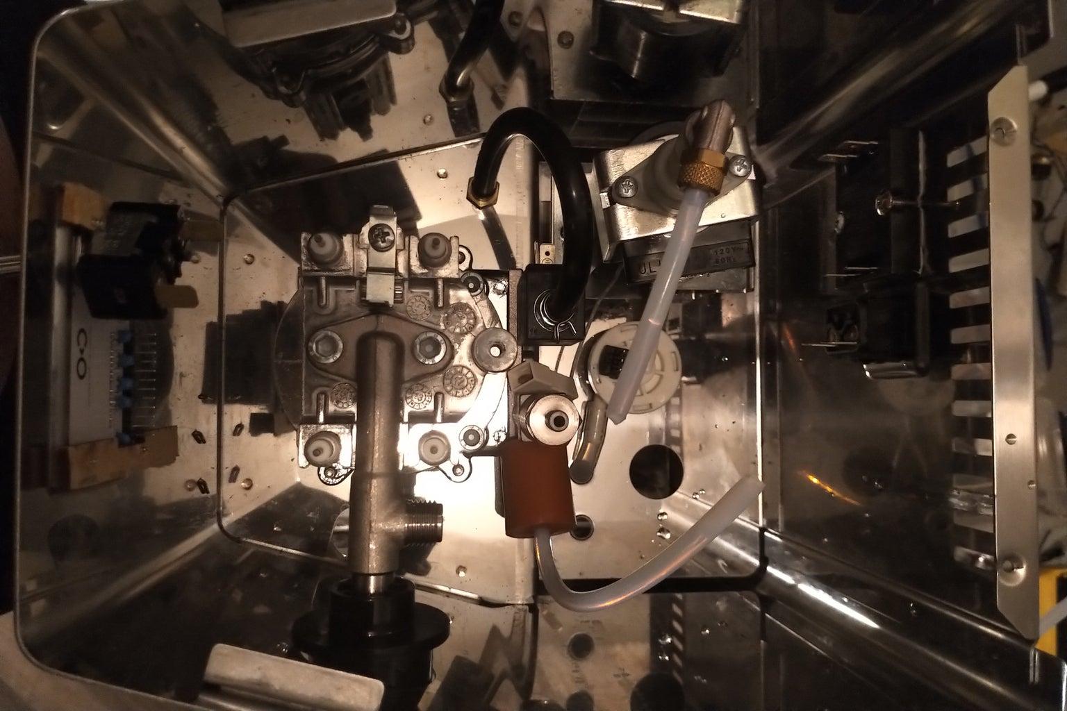 Install Pressure Transducer