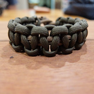Survival Bracelet (Updated!)