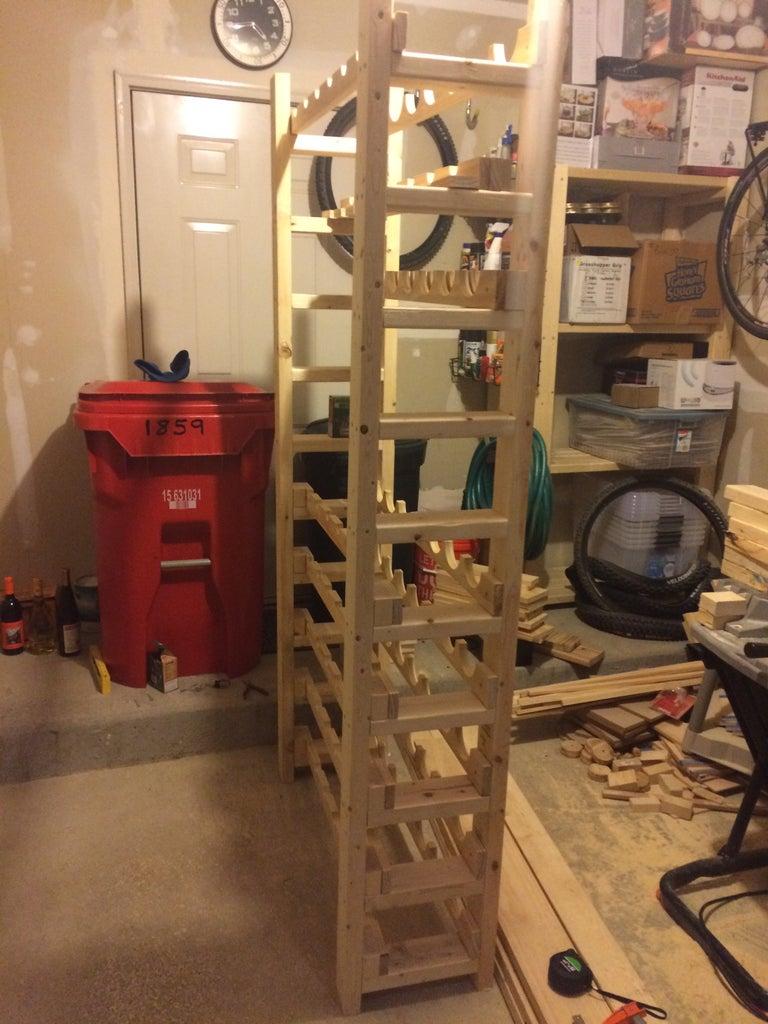 Assemble the Shelves