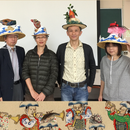 Create Fish Artifacts for Parade in Kanda Festival with Handicraft & 3D