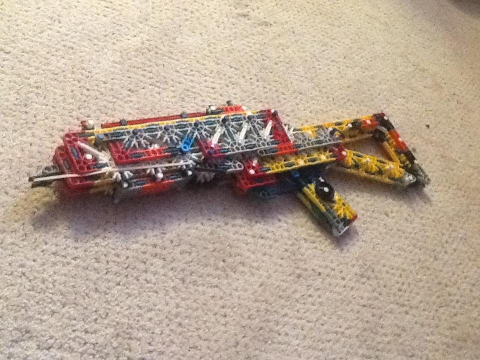 K'nex Gun: Comeback