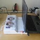 Pwr laptop cooler
