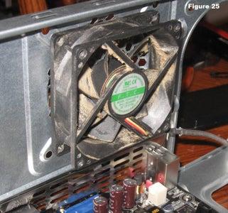 Install Case Fan