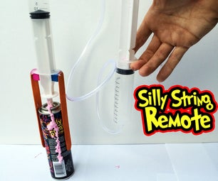 Silly String Remote