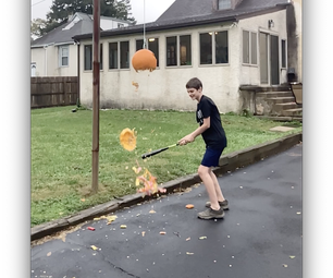 The Pumpkiñata