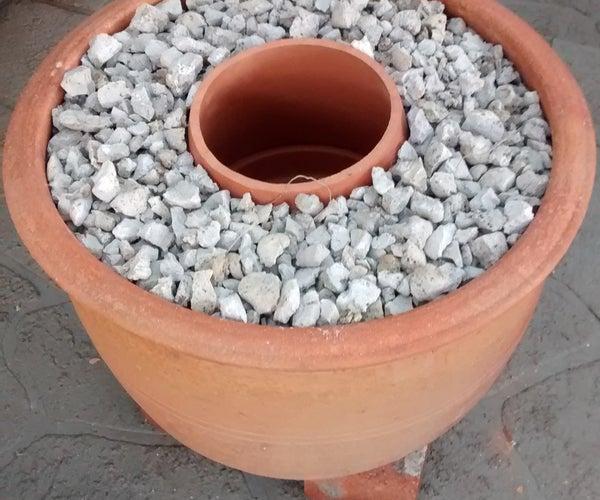 Plant Pot Tandoor